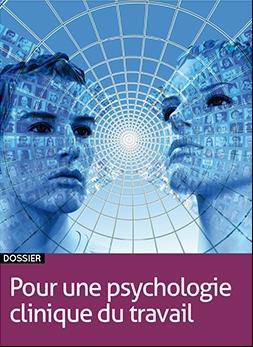 Cv1 jdp340 pour une psychologie clinique du travail